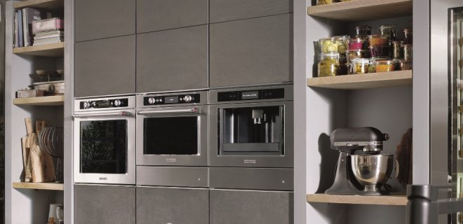 KitchenAid keukenapparatuur met nieuw Nederlands design