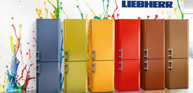 Kleur in de keuken met Liebherr ColourLine