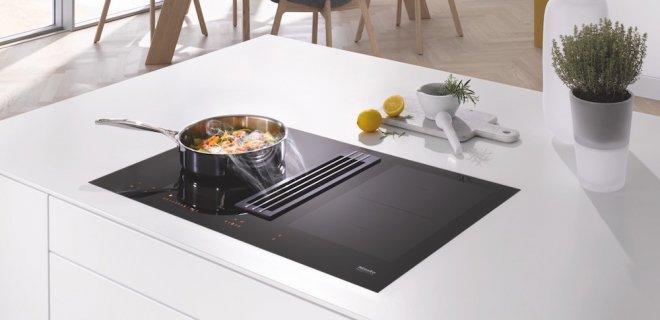 Koken zonder gas in je nieuwe keuken