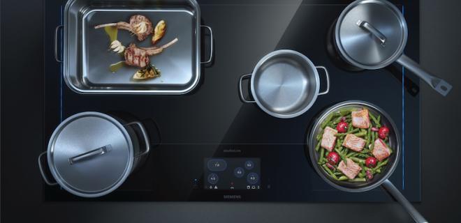 Koken zonder grenzen met Siemens freeInduction