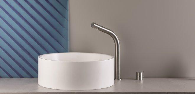 Kranen serie SX voor een luxe badkamer look