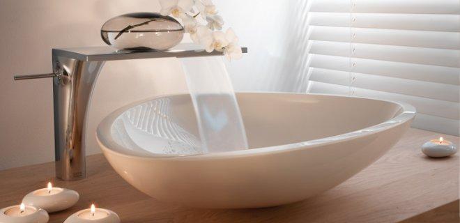 Voorbeelden van kranen voor de badkamer