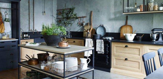 Sfeervol! Landelijke houten keuken Henley van Neptune