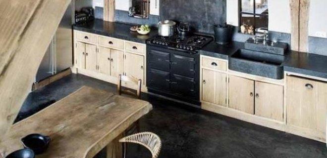 Landelijke keukens: een sfeervolle keuken met landelijke stijl ...