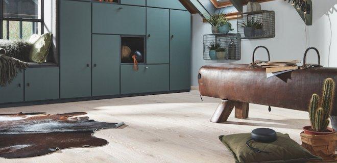 Lindura houten vloeren: Hightech meets natuur