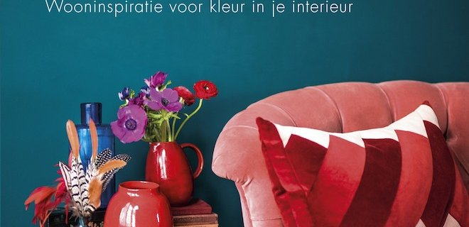 Love colour in je interieur!