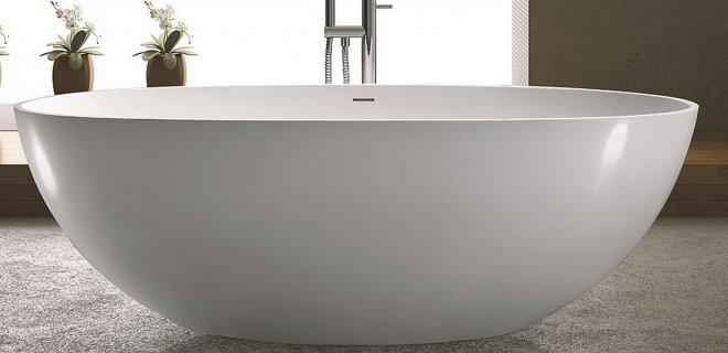 Vrijstaande baden voor een luxe badkamer