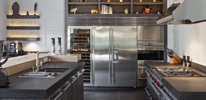 Luxe keukens van The Living Kitchen by Paul van de Kooi