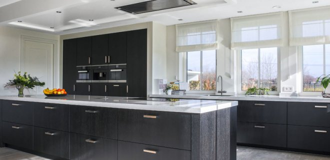Keukeninspiratie: luxe leefkeuken met kookeiland
