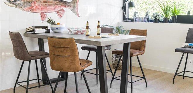 Maak van je keuken een woonkeuken met Henders & Hazel