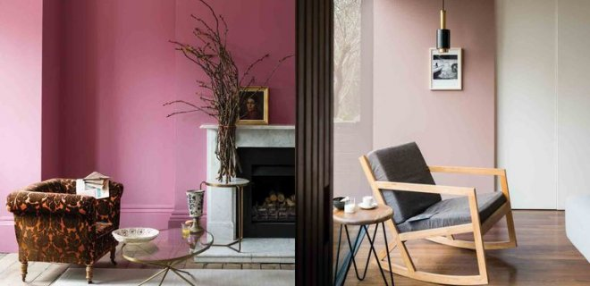 Make over van je interieur met de nieuwste kleuren