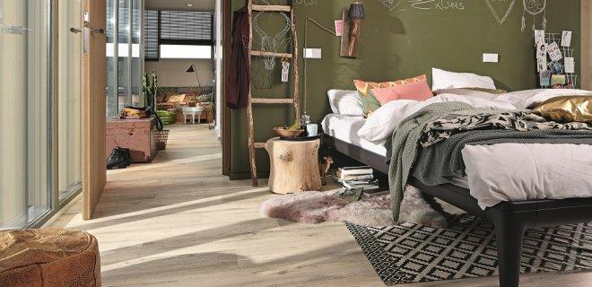 Nieuwe collectie 'Designvloer Classic' in acht trendy decors
