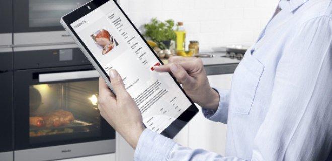 Miele en Microsoft ontwikkelen slimme kookapparatuur