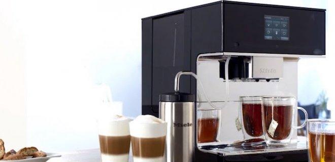 Miele koffieautomaat voor koffie- & thee liefhebbers!