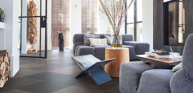 Mooie vloeren met de warmte van hout & sterk als steen
