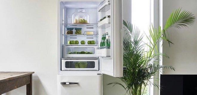 Nieuw interieur Smeg koelkast