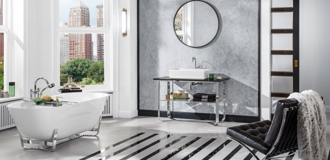 Nieuw voor de badkamer van Villeroy & Boch