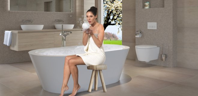 Nieuwe badkamer? Beleef de badkamer inspiratie dagen!
