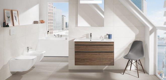 Nieuwe badkamercollectie van Villeroy & Boch