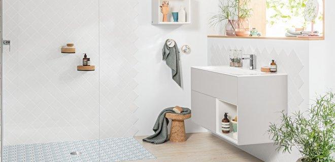 De nieuwste badkamerproducten & trends
