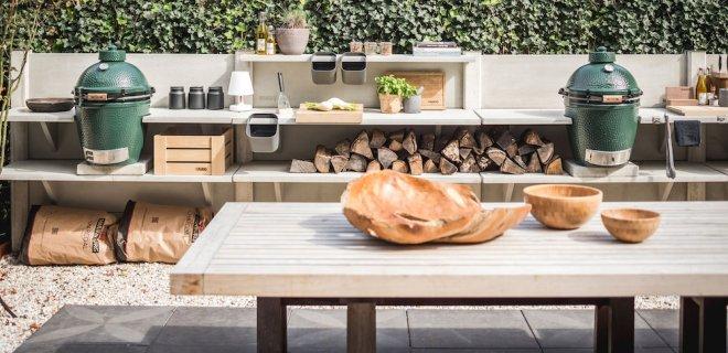 Inspiratie voor je nieuwe buitenkeuken!
