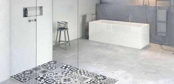 3 nieuwe douchevloeren voor een trendy badkamer