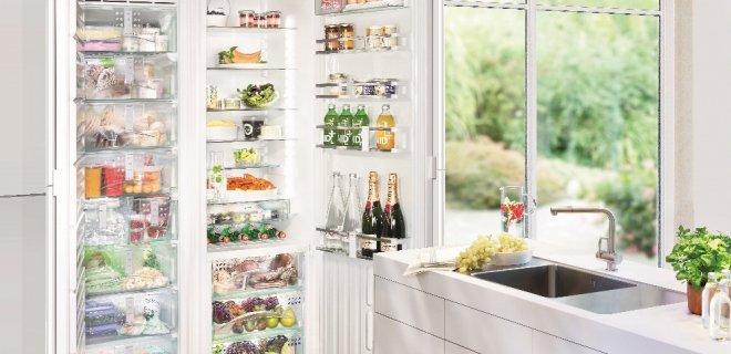 De nieuwste energiezuinige koelkasten van Liebherr