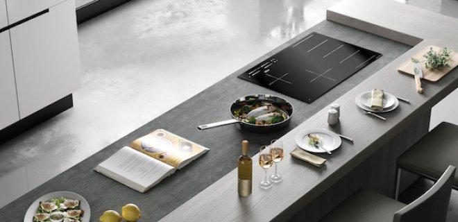 Intuïtief koken met de nieuwe inductiekookplaten van Smeg
