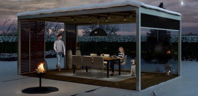 Nieuw: Jumbo buitenkamer met strak design