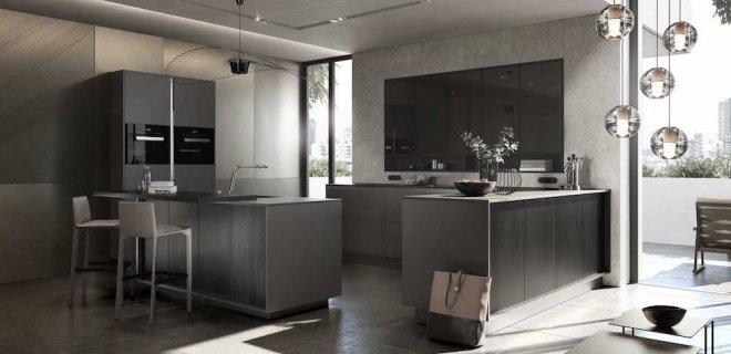 2 X nieuwe SieMatic designkeuken PURE Lifestyle