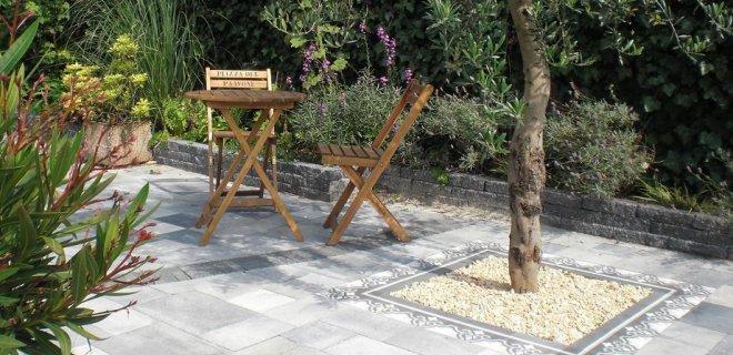 Geliefde Bestrating voor tuin en terras - Nieuws Startpagina voor tuin #JL46