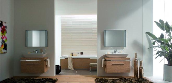 Keramag 'Silk' - Complete badkamerserie met vele mogelijkheden