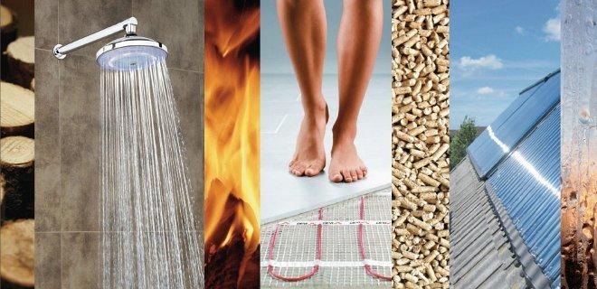 Zuinig en ecologisch verwarmen