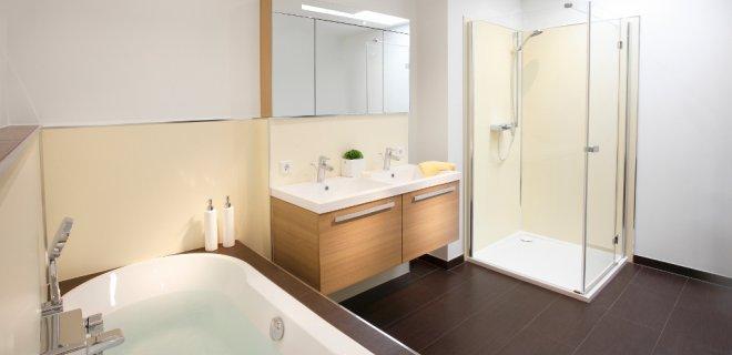 Frisse badkamermuren met Artweger Artwall