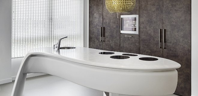 Interior Design Keukens : Design keuken Leaf van Culimaat - Nieuws ...