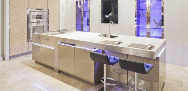 Culimaat - New Classic, luxe keukenconcept met technische hoogstandjes