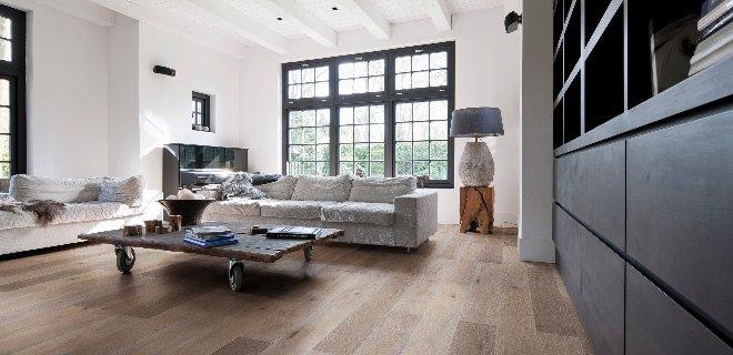 Vintage houten vloeren van Solidfloor