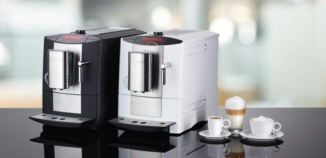 De nieuwe koffieautomaat van Miele