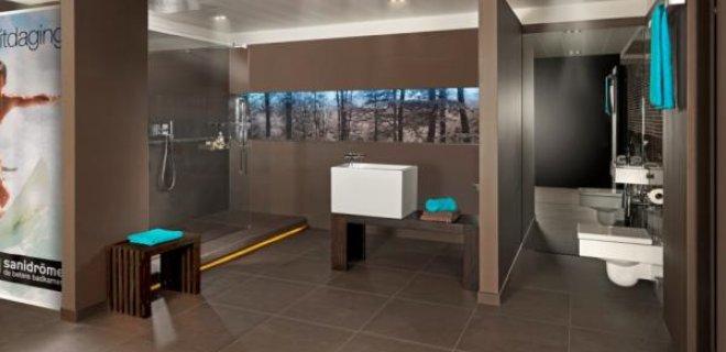 "Sanidrõme presenteert badkamer ""Uitdaging"": verrassend en inspirerend"