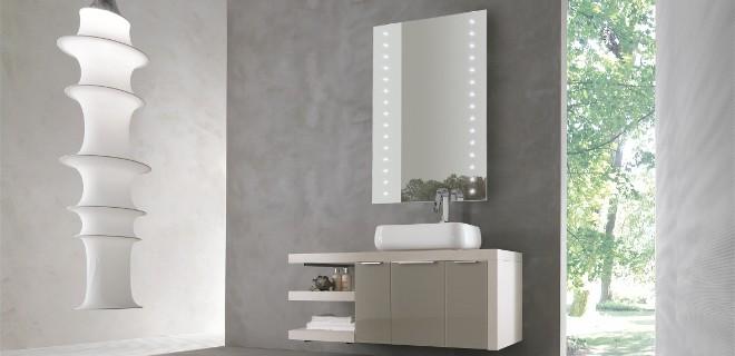 Intelligente badkamerspiegels Vanita & Casa