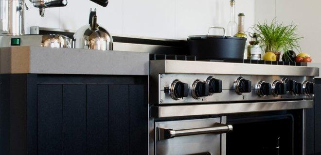 Het vrijstaande fornuis: blikvanger in de keuken - Nieuws ...