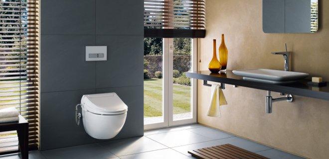 Techniek en design: de toiletten van nu