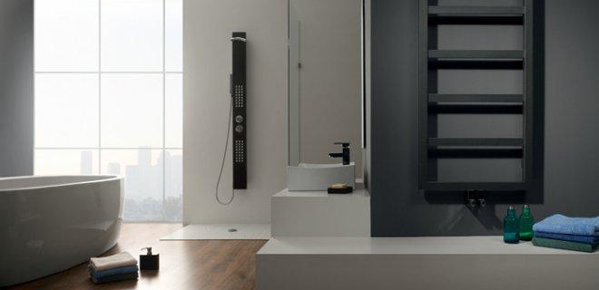 Pure weelde voor de badkamer de designradiator nieuws startpagina voor badkamer idee n uw - Badkamer modellen ...