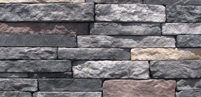 Met totalstone bricks in zelf een muur metselen nieuws startpagina voor interieur en wonen - Leisteen muur ...