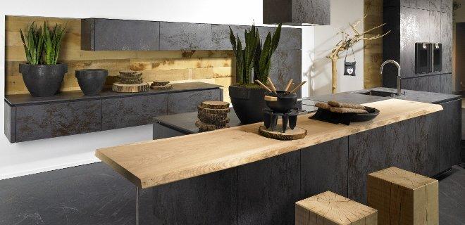 Keukenwerkbladen van Kemie prominent op beurzen