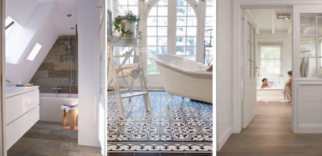 Ideeen Badkamervloer ~ Badkamervloeren nieuws & trends  Nieuws Startpagina voor badkamer