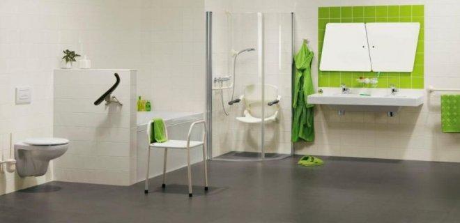 Veilig gebruik van bad douche & toilet met Handicare