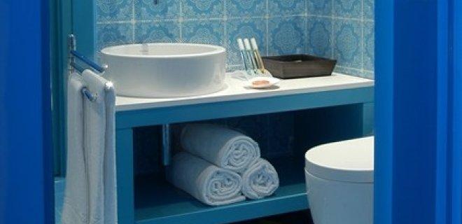 Toiletmeubels: stijlvolle opbergruimte met wastafel