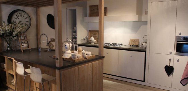 Riverdale keukens: stylish, sfeervol & stoer
