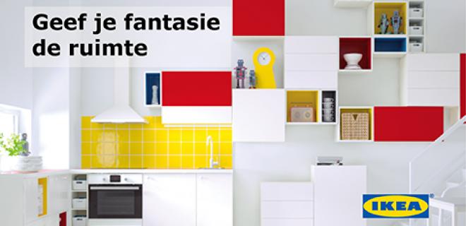 Benieuwd naar de nieuwe flexibele keukens van Ikea?